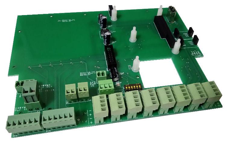 interface control circuit board