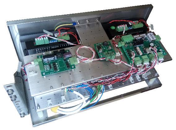 Custom electrical box build system