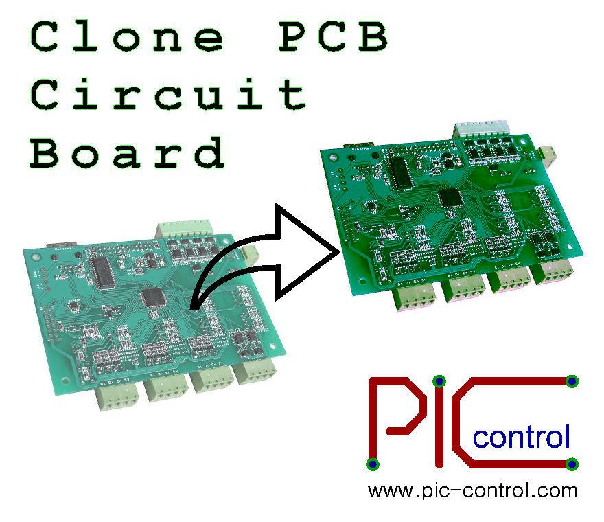 Clone PCB Circuit Board