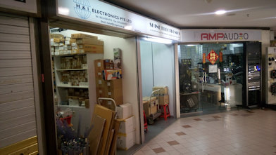 Shop photo of H & I Electronics