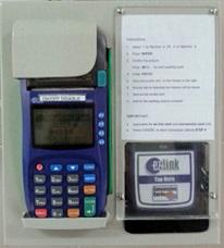Self-service payment terminal (EZ-Link)