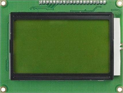 128x64 Dot Matrix LCD Display