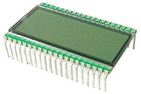 Raw LCD Display