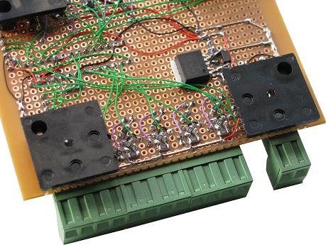 RS232 I/O Controller