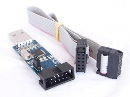 USBasp AVR programmer tool