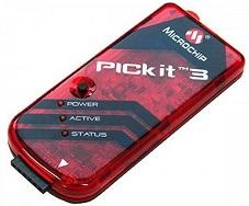 PICkit 3 programmer tool