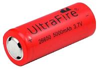 26650 Li-ion Battary