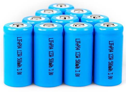 LiFePO4, Lithium Iron Phosphate Batteries