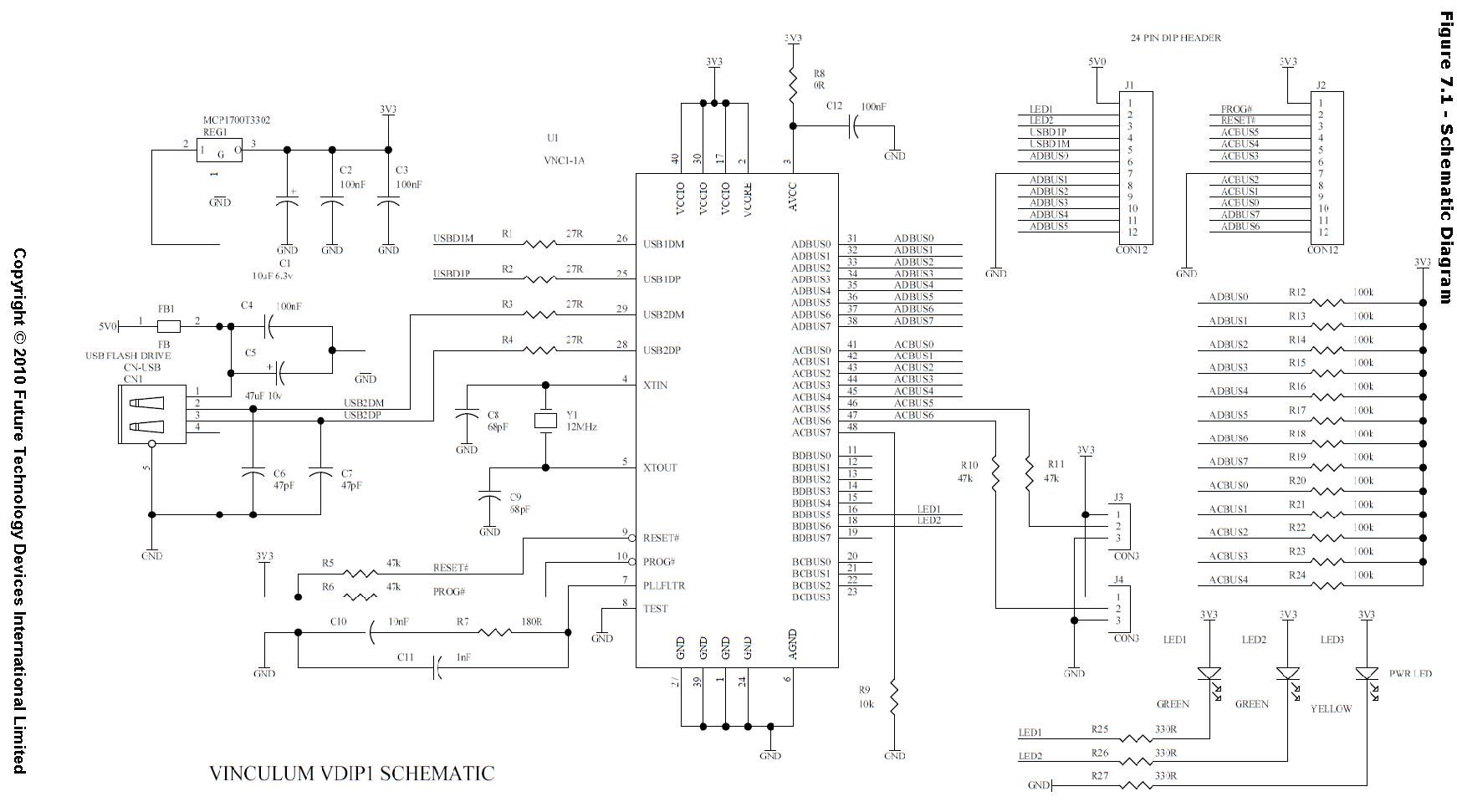 VDIP1 schematic