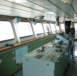 marine ship bridge control room system