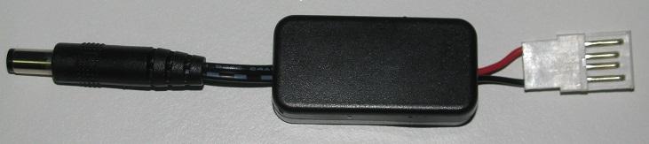 12V to USB 5V dc-dc adaptor