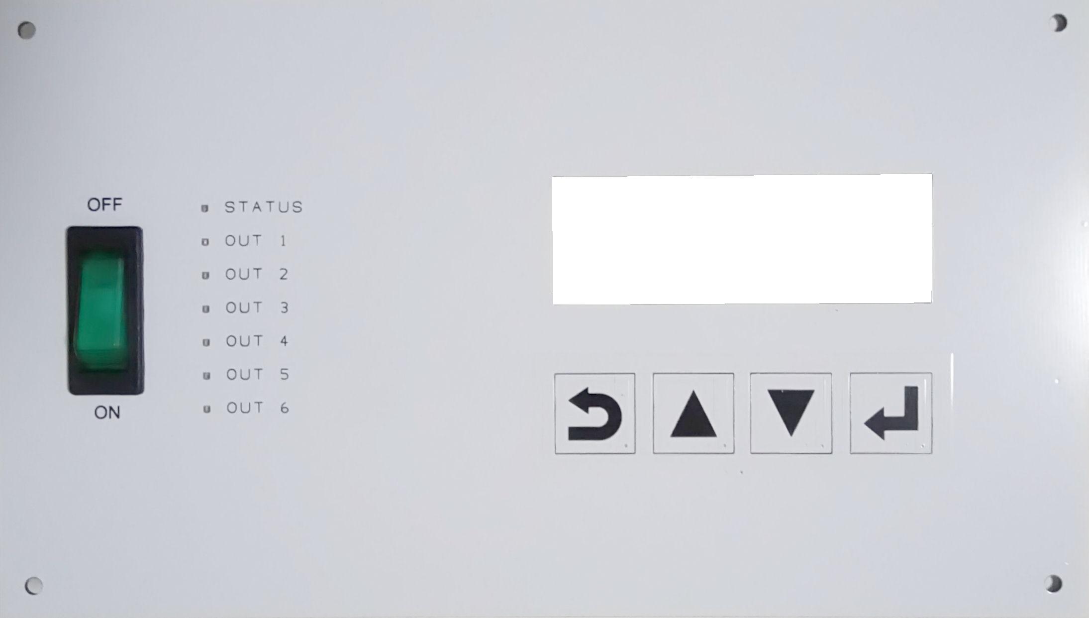 Touch panel button custom design service